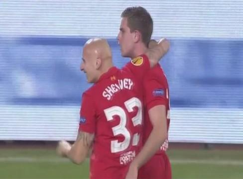 Udinese 0-1 Liverpool