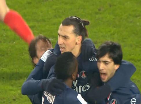 Valenciennes 0-4 Paris Saint-Germain