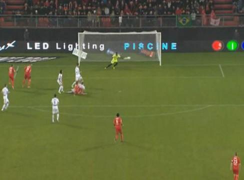 Valenciennes 1-0 Reims