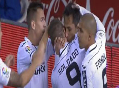 Valencia 4-2 Getafe