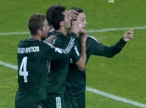 Valladolid 2-3 Real Madrid