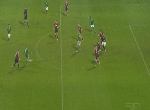 Werder Bremen 1-1 Nurnberg