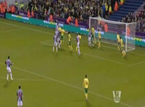 West Bromwich Albion 2-1 Norwich City