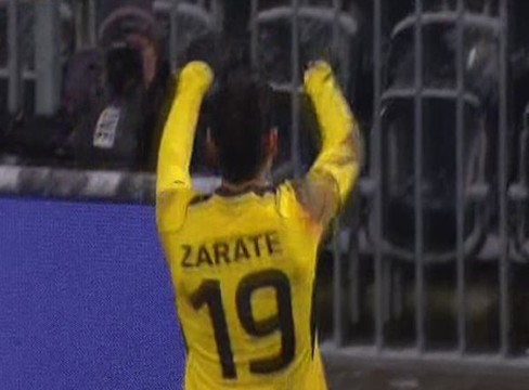 Young Boys 3-1 Anzhi