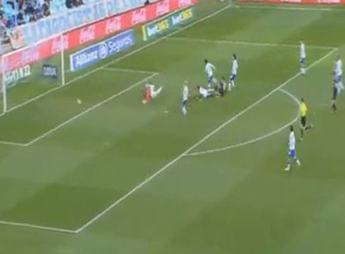 Real Zaragoza 0-1 Levante