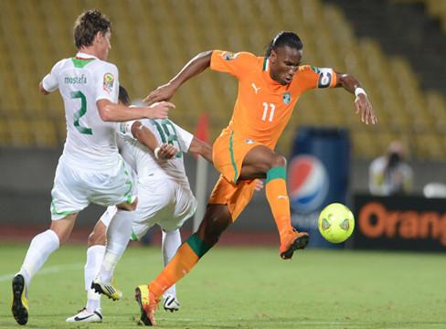 Algeria 2-2 Ivory Coast
