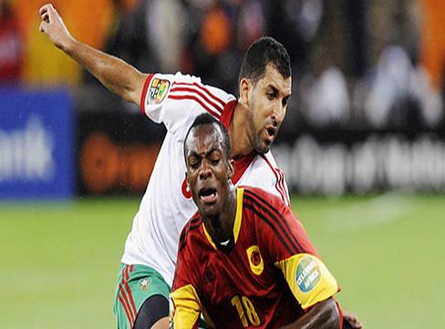 Angola 0-0 Morocco