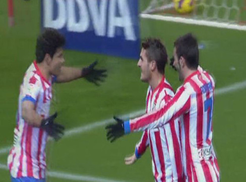 Atletico Madrid 2-0 Levante