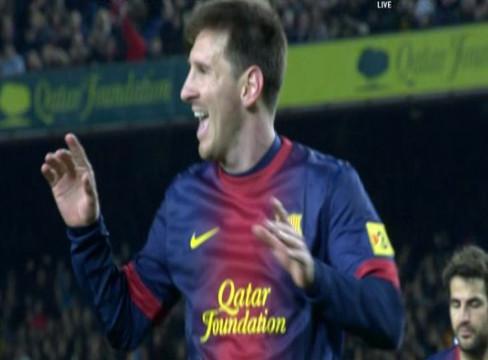 Barcelona 4-0 Espanyol