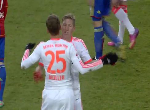Basel 0-3 Bayern Munich
