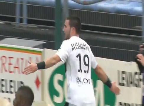 Bastia 0-2 Rennes