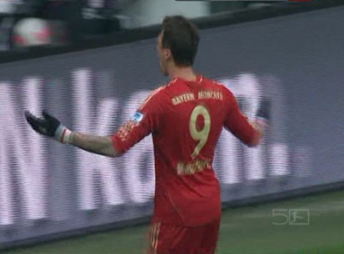 Bayern Munich 2-0 Greuther Furth