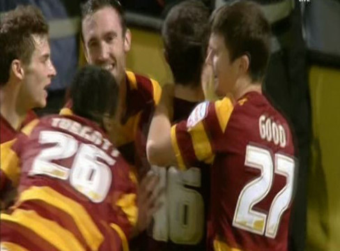 Bradford City 3-1 Aston Villa