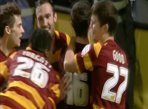 Bradford City 3-1 Aston Villa