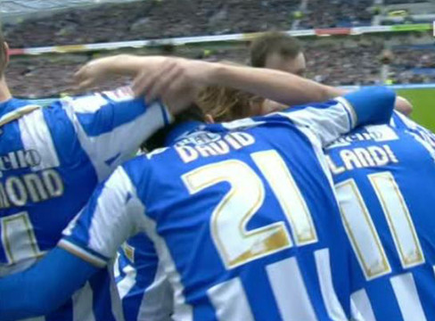 Brighton 2-0 Newcastle United