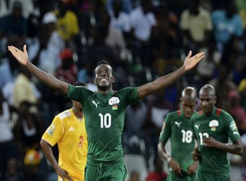 Burkina Faso 4-0 Ethiopia