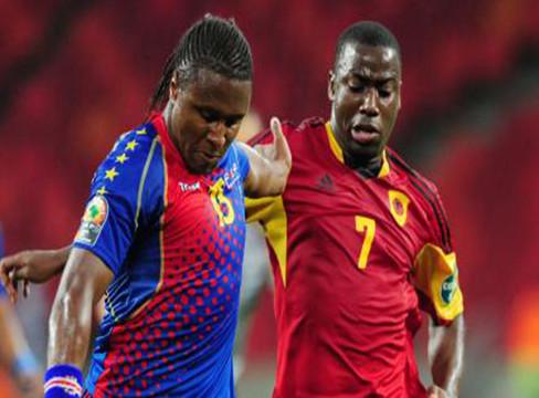 Cape Verde 2-1 Angola
