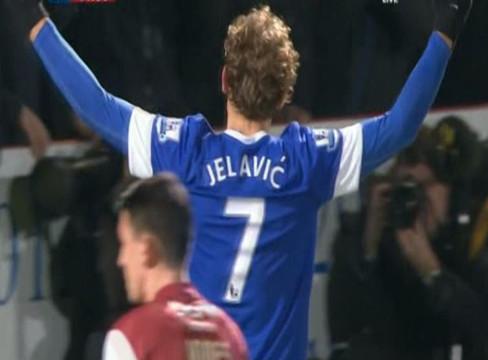 Cheltenham 1-5 Everton