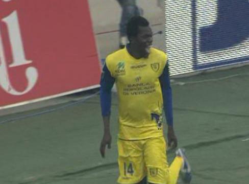 Chievo 1-0 Atalanta
