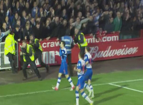 Crawley Town 1-3 Reading