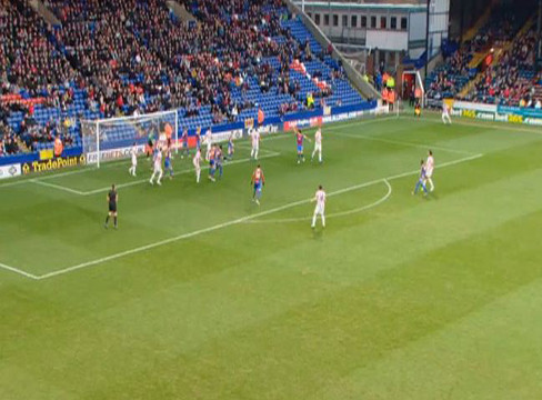 Crystal Palace 0-0 Stoke City