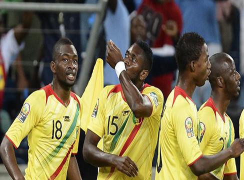 D.R. Congo 1-1 Mali