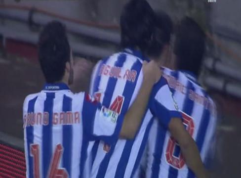 Deportivo La Coruna 1-0 Malaga