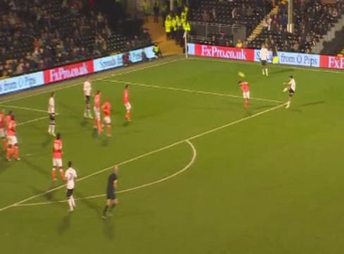 Fulham 1-1 Blackpool