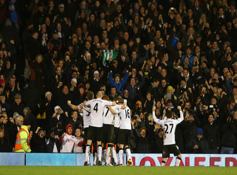 Fulham 3-1 West Ham United