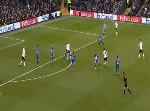 Fulham 1-1 Wigan Athletic