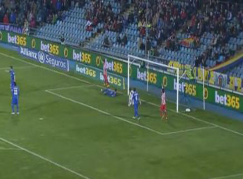 Getafe 0-0 Atletico Madrid