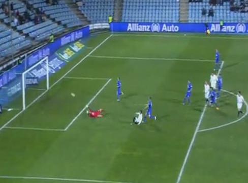 Getafe 1-1 Sevilla