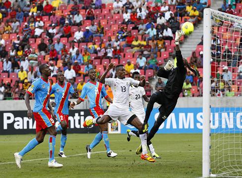 Ghana 2-2 D.R. Congo