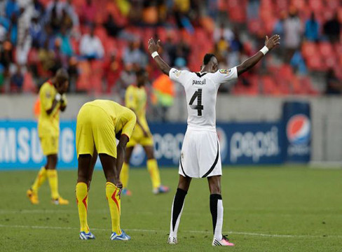 Ghana 1-0 Mali