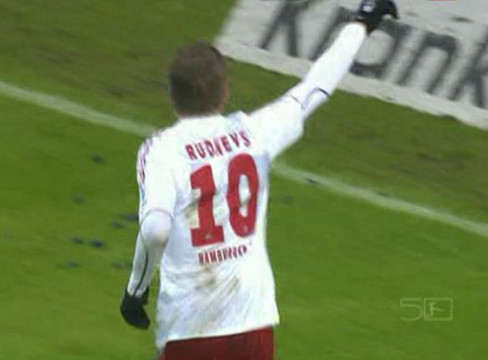 Hamburger SV 3-2 Werder Bremen