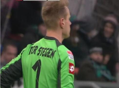 Hoffenheim 0-0 Borussia Monchengladbach