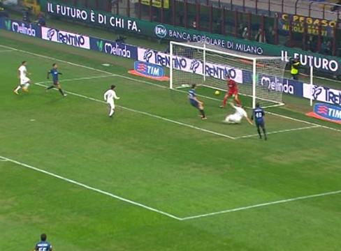 Inter 2-2 Torino