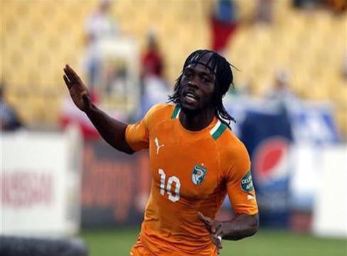 Ivory Coast 2-1 Togo