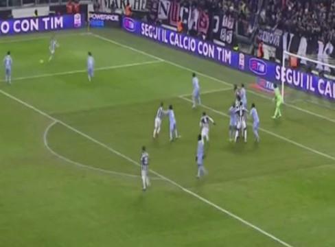 Juventus 1-1 Lazio