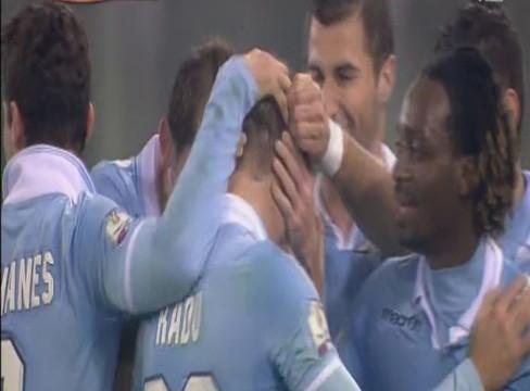 Lazio 3-0 Catania