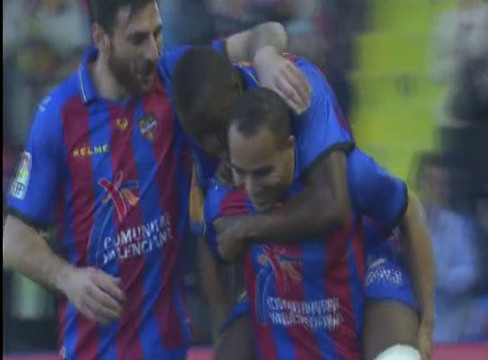 Levante 3-1 Athletic Bilbao