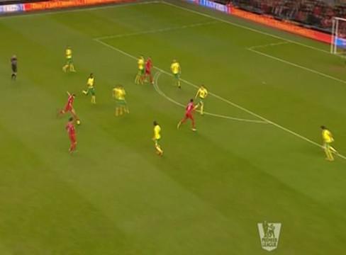 Liverpool 5-0 Norwich City