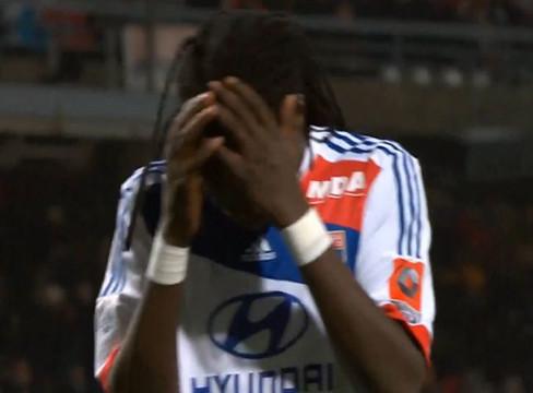 Lyon 0-0 Evian TG