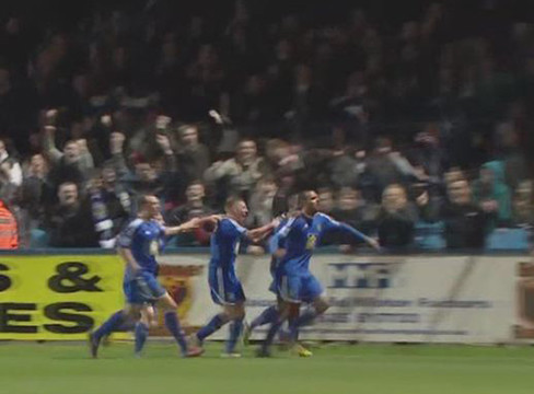 Macclesfield Town 2-1 Cardiff City