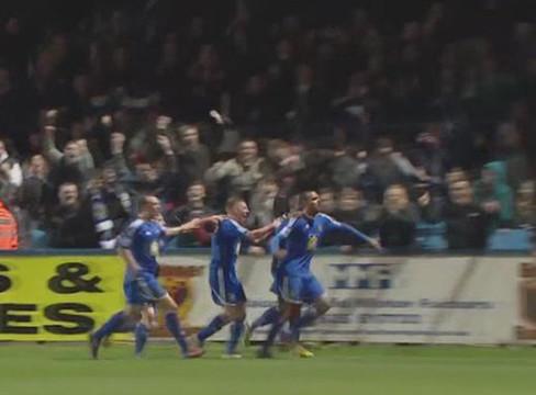 Macclesfield Town 2-1 Cardiff City