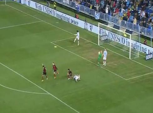 Malaga 1-1 Celta Vigo
