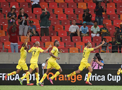 Mali 1-0 Niger