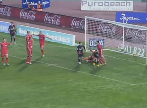 Mallorca 1-1 Atletico Madrid