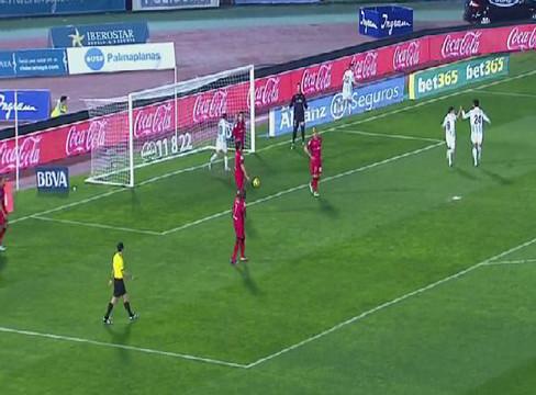 Mallorca 2-3 Malaga