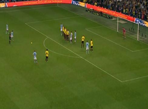 Manchester City 3-0 Watford
